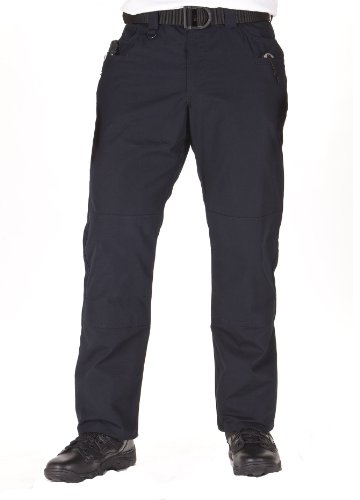 5.11 Pantalon Coupe Jean Taclite pour Homme, Homme, 5-74385-018-CHARCOAL-30-28, Bleu Marine, 30W / 36L