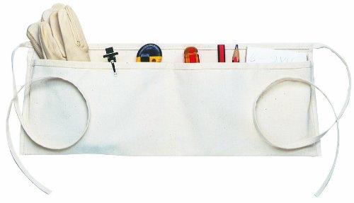 CLC Custom Leathercraft C6 Canvas Waist Apron, Two-Pocket