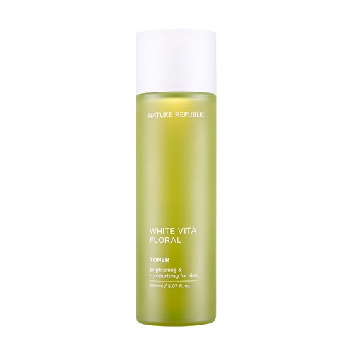 [Nature Republic] White Vita Floral Toner 150ml