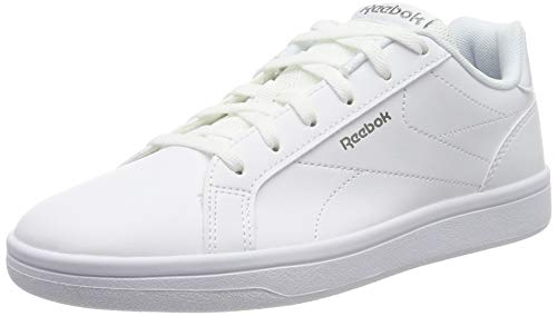 Reebok Royal Complete CLN, Zapatillas para Mujer, Blanco (White/Pewter 0), 37.5 EU