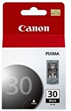 Canon PG-30 Black Ink Cartridge Compatible to iP2600, iP1800, MX310, MX300, MP210, MP470, MP140, MP190