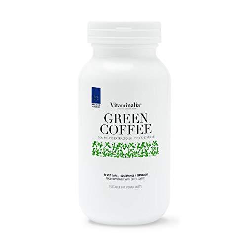 Café Verde de Vitaminalia | 500mg - 50% Ácido Clorogénico