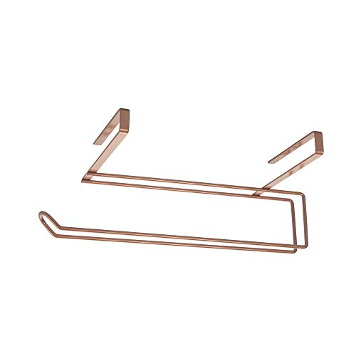 Metaltex Easy Roll Copper - Colgador de Cocina, Color Cobre