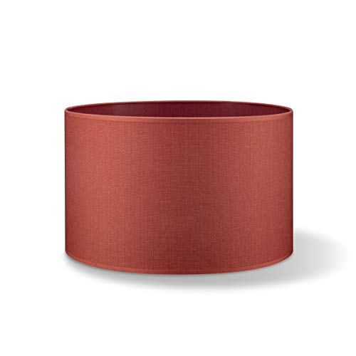 Home sweet home lampenkap Canvas 40 - rood