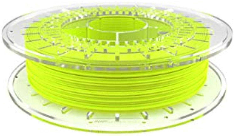BQ F000093 Filaflex Filament, 1,75 mm, 500 g, Gelbgrün B00WTYZ7JY