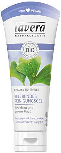 Lavera Bio Belebendes Reinigungsgel Ginkgo (6 x 100 ml)