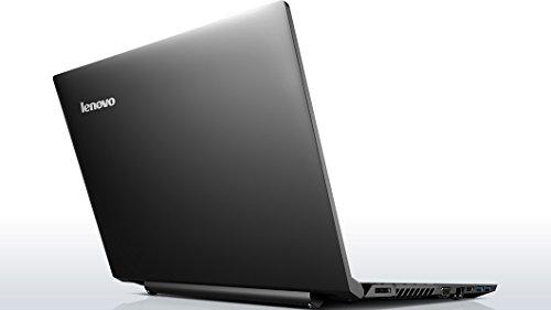 Lenovo B50-45 39,6 cm (15,6 Zoll) Notebook (AMD A6-6310, 2GHz, 16GB RAM, 1000GB HDD, DVD, Win 7 HP) schwarz (AP: 16 GB | FP: 1000 GB, Windows 7 Premium Home)