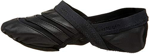 Capezio Women's Freeform Ballet Shoe,Black,9 M US