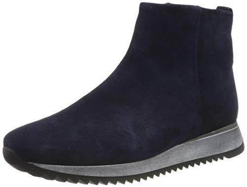Gabor Damen Comfort Basic Sneaker, Blau (Marine (Micro) 36), 41 EU