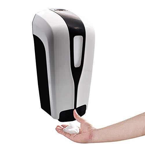GreeSuit Dispensador de jabón espumoso Dispensador Espuma Manual Dispensador de champú montado en la Pared Dispensador de la cámara de Ducha Bomba de jabón para baño o Cocina