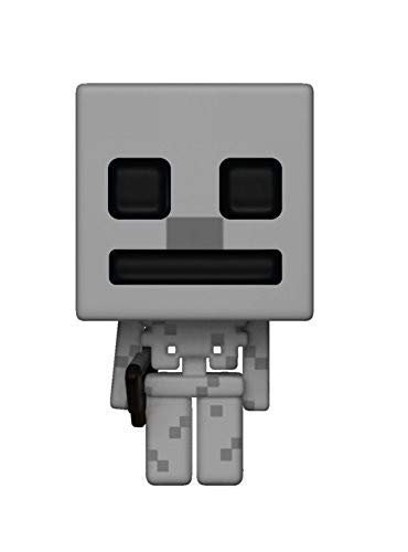 Funko POP! Games: Minecraft - Skeleton Collectible Figure