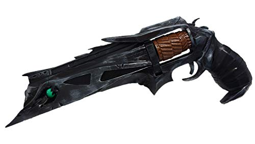 Designed By Thorn Hand Cannon Prop Free Banner, has Moving Ammo, Plastic Light and Durable. Safe, Does not Shoot