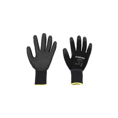 Honeywell Workeasy 2100251-11 Handschuhe, Größe 11, 10 Paar, Schwarz