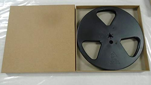 """Innovations Empty Box Case + Plastic Take Set Up Reel to Reel for 1/4"""" Tape 7"""" inch t"""