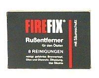 FIREFIX 1953/3 2031 Rußentferner für Ölöfen, 8 Reinigungstüten