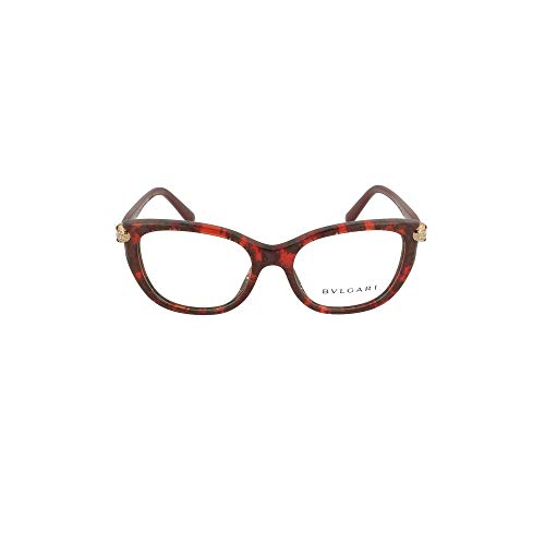 Bulgari Luxury Fashion Damen 4140BVISTA5427 Rot Brille | Frühling Sommer 20