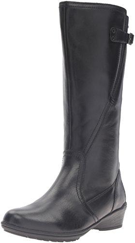 Rockport Cobb Hill Rayna Regenstiefel für Damen, schwarz, 40 EU