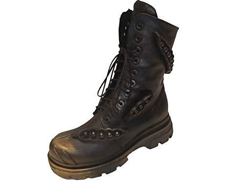 Papucei Boots Izaura AW 20 Black Bronze Größe 37