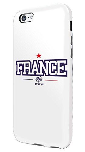 FFF beschermhoes voor iPhone 6, officiële collectie van het Franse voetbalelftal