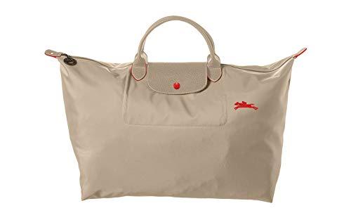 LongChamp Women's Le Pliage Club Travel Bag Large Vison