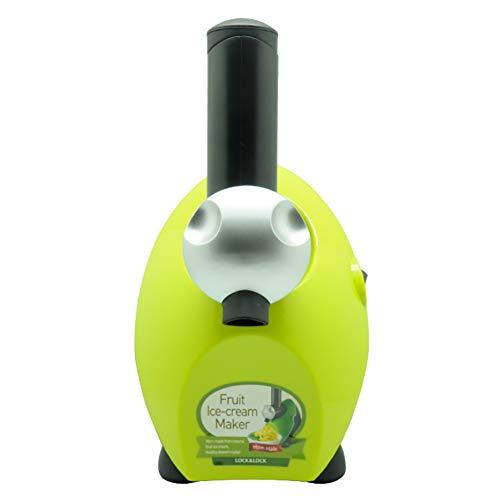 Mini Ice Cream Machine, 500ML Ice Cream Machine bediening is eenvoudig en geschikt voor Pruimen Of andere vruchten