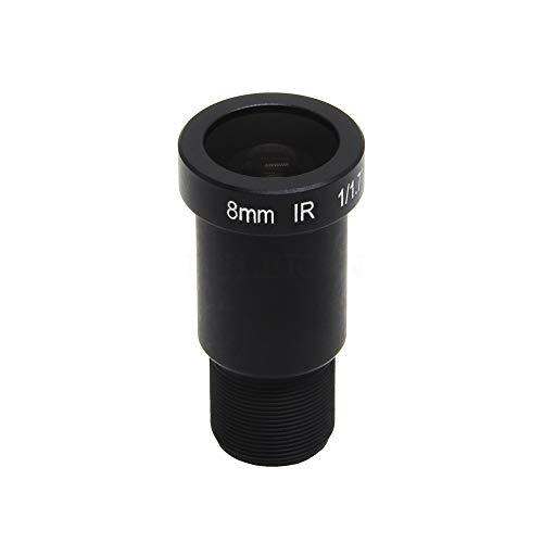 FUQUAN DIAN Sport Lens Camera Lens 4K 12Megapixel M12 1/1,7' Camera Long Distance View for SJCAM Xiaomi Yi Gopro Firefly Eken Azione 8 Millimetri Compatibile con DJI Runcam Drone UAV Accessori per