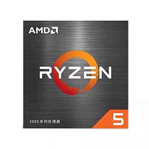 BXKEJI R5-3400G.R5-3500X.R5-3600.R5-3600XT.R5-5600X CPU de Escritorio en Caja de 4 núcleos y 8 Hilos R5-5600X