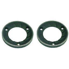 Mazzer Ersatz Mahlscheiben für Mini Elektronik A oder B - ein Paar - Durchmesser 64mm