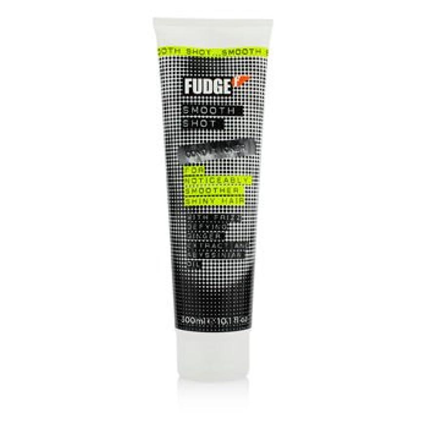 ドラマミント密接に[Fudge] Smooth Shot Conditioner (For Noticeably Smoother Shiny Hair) 300ml/10.1oz