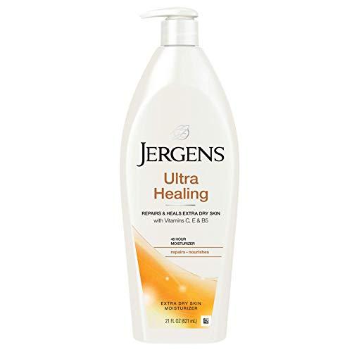 Jergens Ultra Healing Extra Dry Skin Moisturizer, 21 Ounces