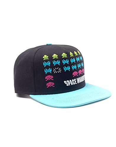 Space Invaders Official Snapback Cap