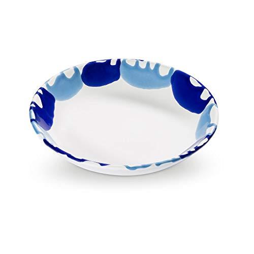 GMUNDNER KERAMIK Suppenteller Cup Durchmesser : 20 cm Himmelblau Geschirr, handgemacht in Österreich
