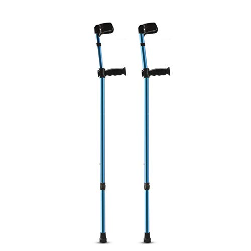 XRX Aluminum Forearm Crutches