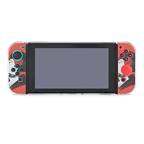 Funda para Nintendo Switch Geisha y Dragon 5 piezas Juego de funda...