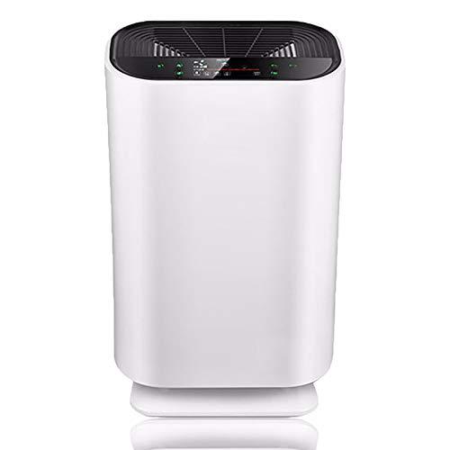 ZIYU Filtro de aire purificador de aire Triple filtración,Ion negativo,Purificación en tres etapas,Detección automática,Eliminar el olor,Con función de cronometraje, Purifica el aire en la vida diaria