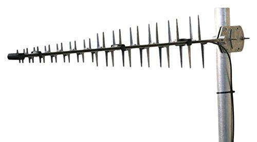 Poynting LPDA-A0092 Netzwerk-Antenne 11 dBi Directional Antenna SMA - Netzwerk-Antennen (11 dBi, 50 Ohm, 50°, 55°, Directional Antenna, SMA)