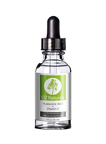 Professional Moisturizing Hyaluronic Acid + Vitamin C Face Serum 30ml