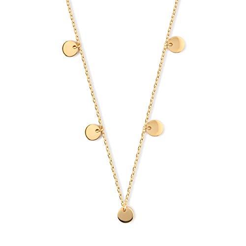 Orelia Damen Kette Neckwear Gold One Size