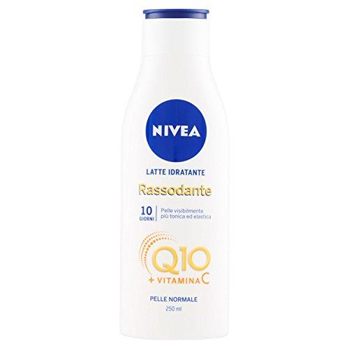 Nivea Latte Idratante Rassodante con Q10 e Vitamina C, 250ml