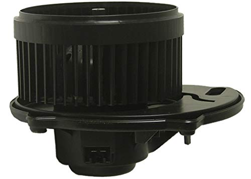 GM Genuine Parts 15-80578 Heating and Air Conditioning Blower Motor with Wheel