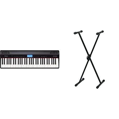 Roland Go-61P Digital Piano 61 Touches Conecta Inalámbricam