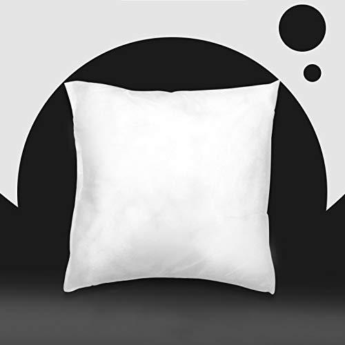 XGQ High Elastic PP Cotton Pillow Core Sofá Cojín Artículos for el hogar, Tamaño: 50x50cm, Peso: 450g