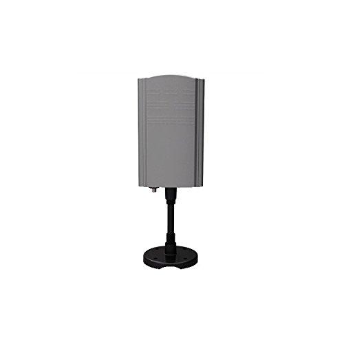 Antenna TV amplificata Digital Active DVB-T / T2 indoor e outdoor