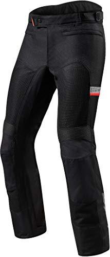 Revit Tornado 3 - Pantalones de motorista, color negro, talla L