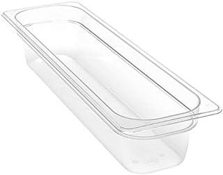 Cambro 22LPCW135 2/4 - Sartén para gastronorm, transparente