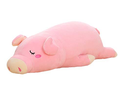 Good Night Schön Schwein Puppe Spielzeug Schlafen Umarmung Kissen zum Vorschüler (70cm/23,7