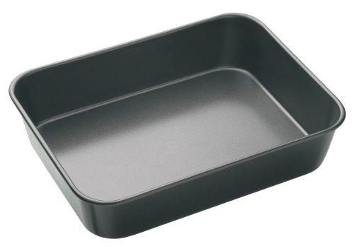 Kitchen Craft Master Class - Fuente de horno rectangular (superficie antiadherente, 39 x 28 x 7 cm)
