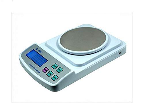 Balanza electrónica de precisión para joyería de oro, balanza 500g / 0 01G, balanza para joyería de cocina, balanza