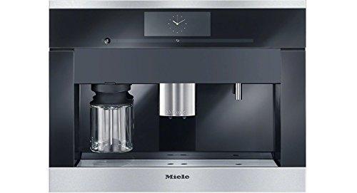 Miele CVA 6805 Integrado Totalmente automática Máquina espresso 2.3L Negro - Cafetera (Integrado, Máquina espresso, 2,3 L,...
