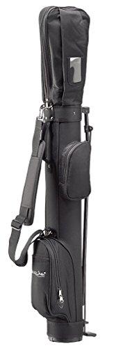Sunday - Standbag/Tragebag/Reisebag mit automatischen Klappfüssen, gepolstertem Kopfteil und Tragegurt (Durchmesser 5